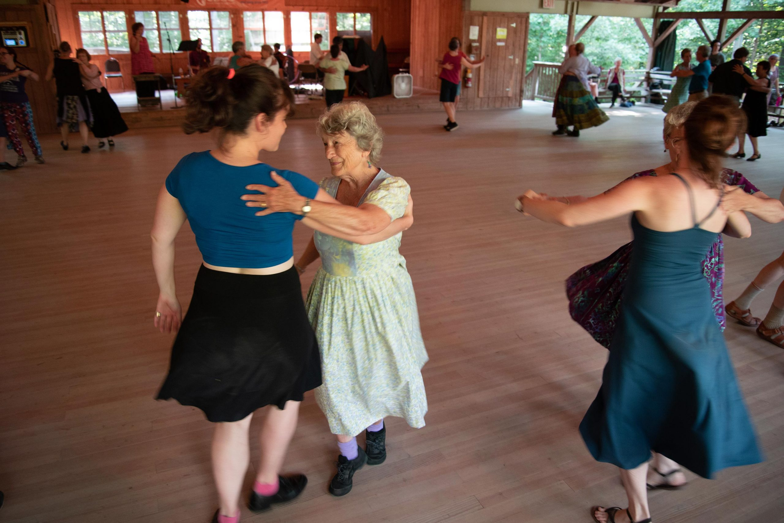 English Dance Week at Pinewoods