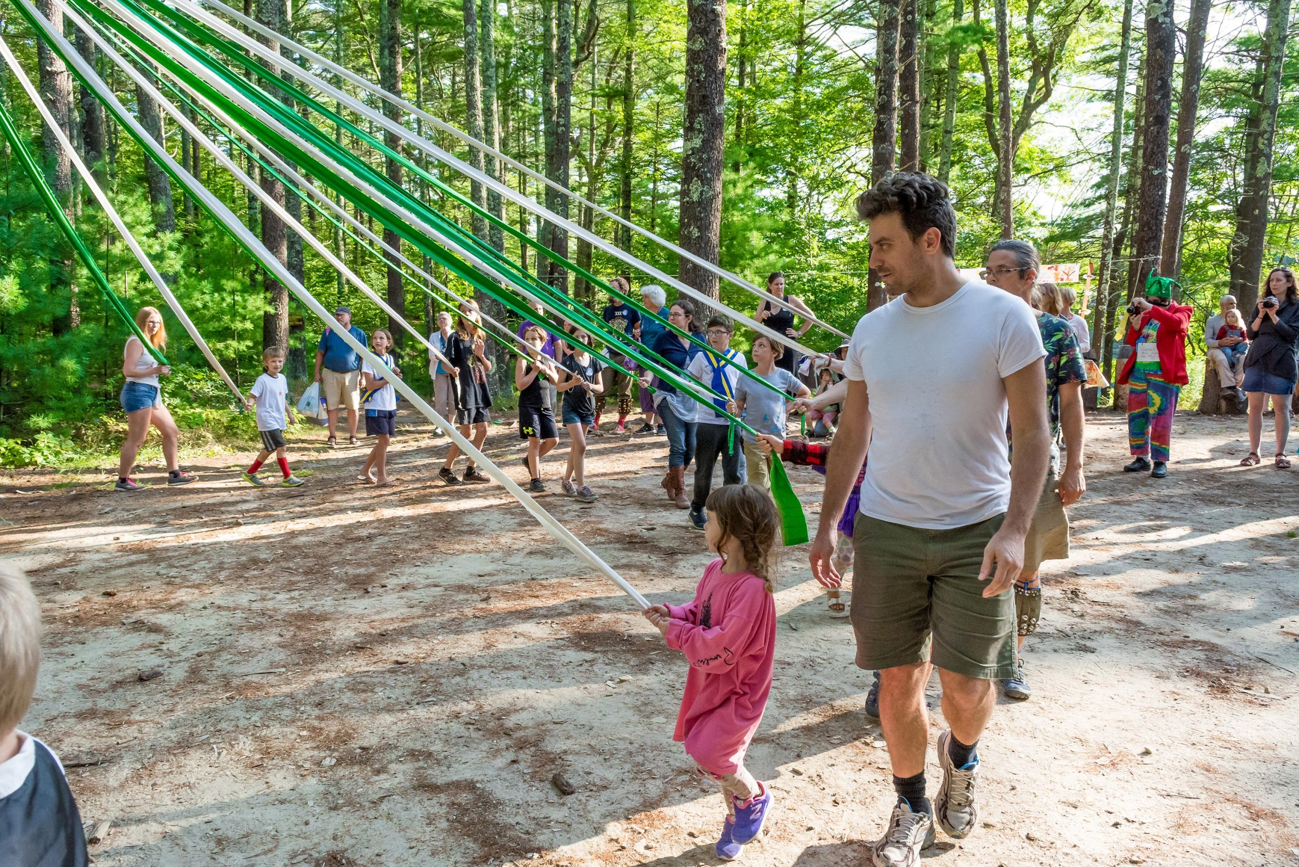 Campers' Week at Pinewoods