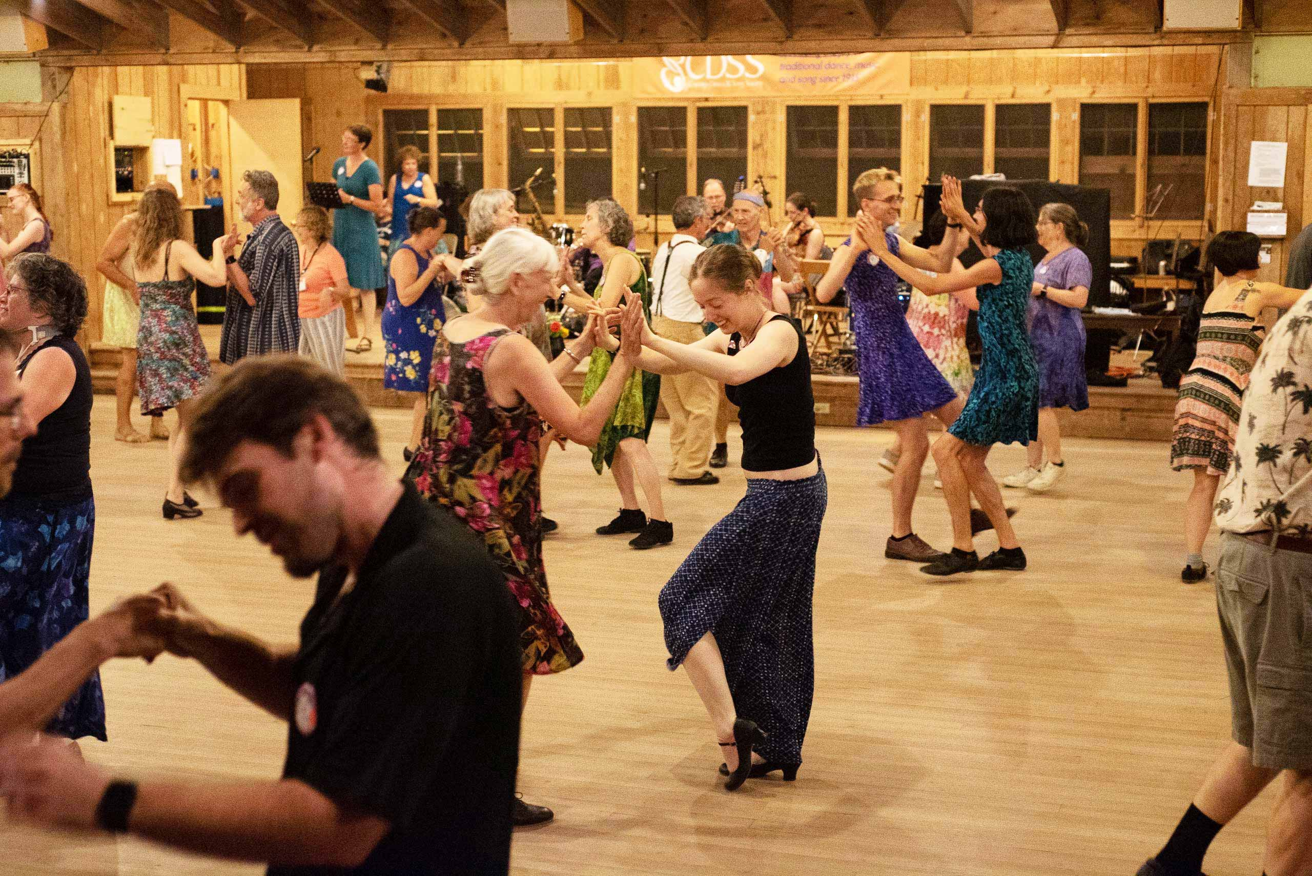 Contra Dance Callers Course