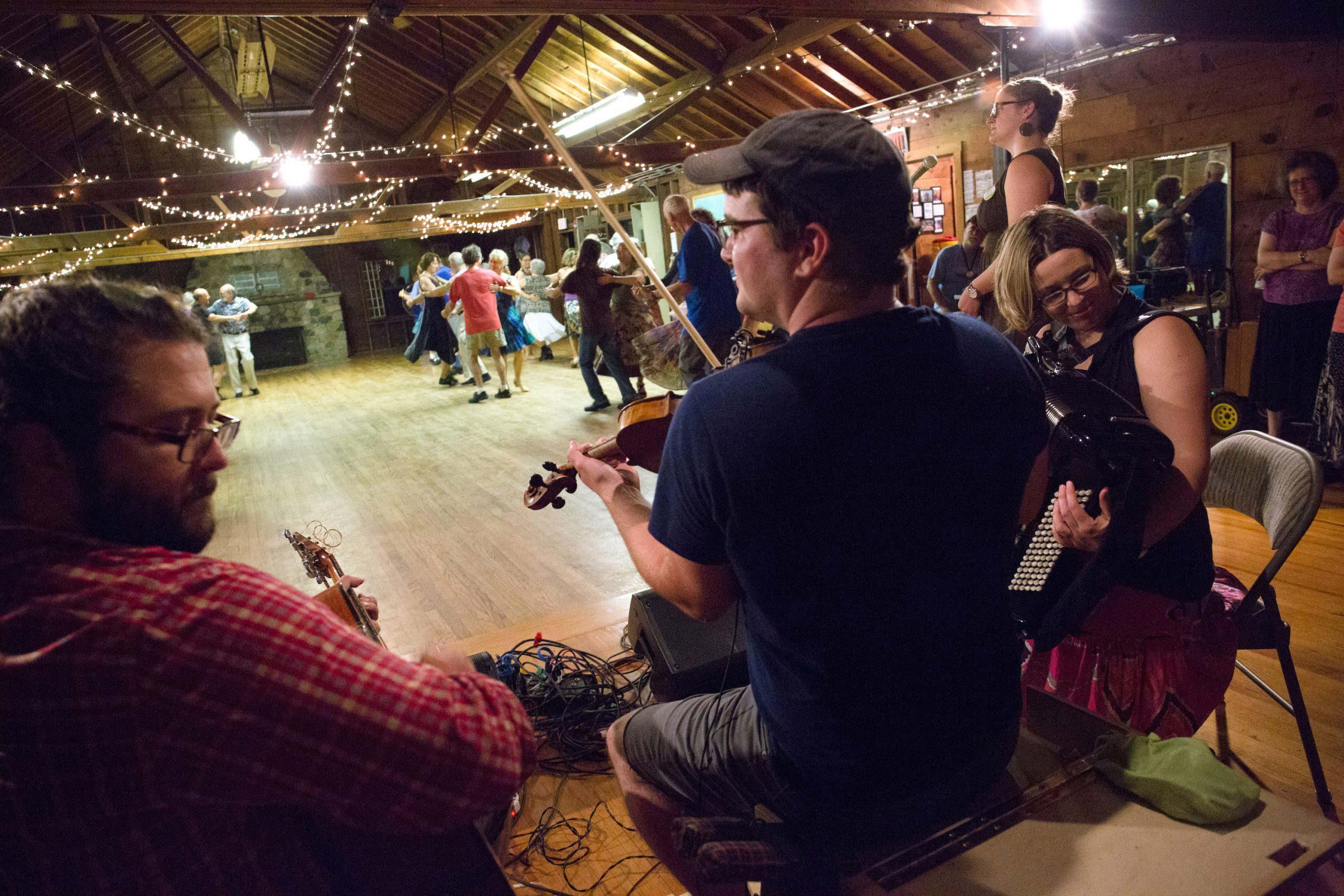 Contra Dance Musicians Course