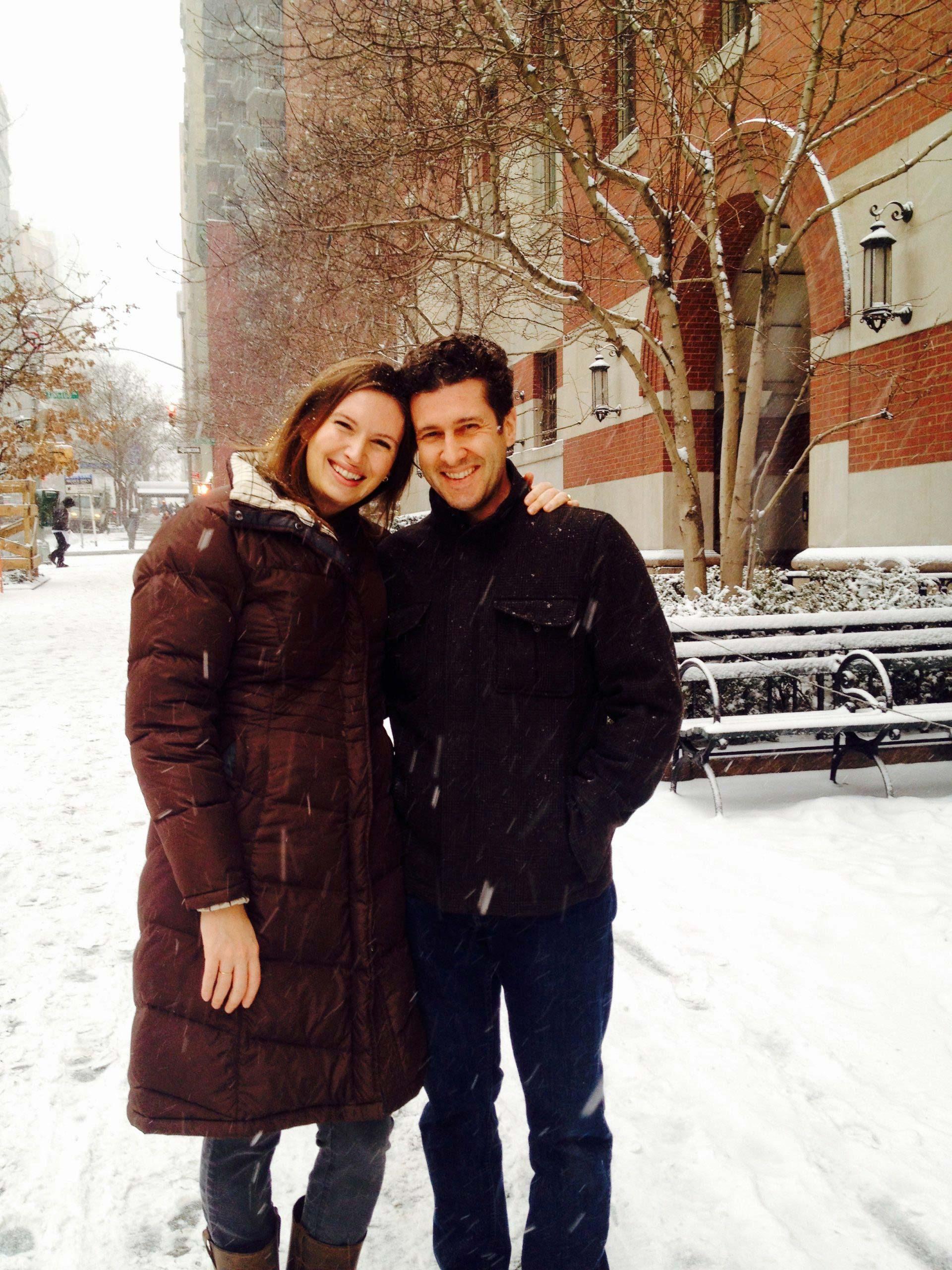 Anna & Dennis Soloway