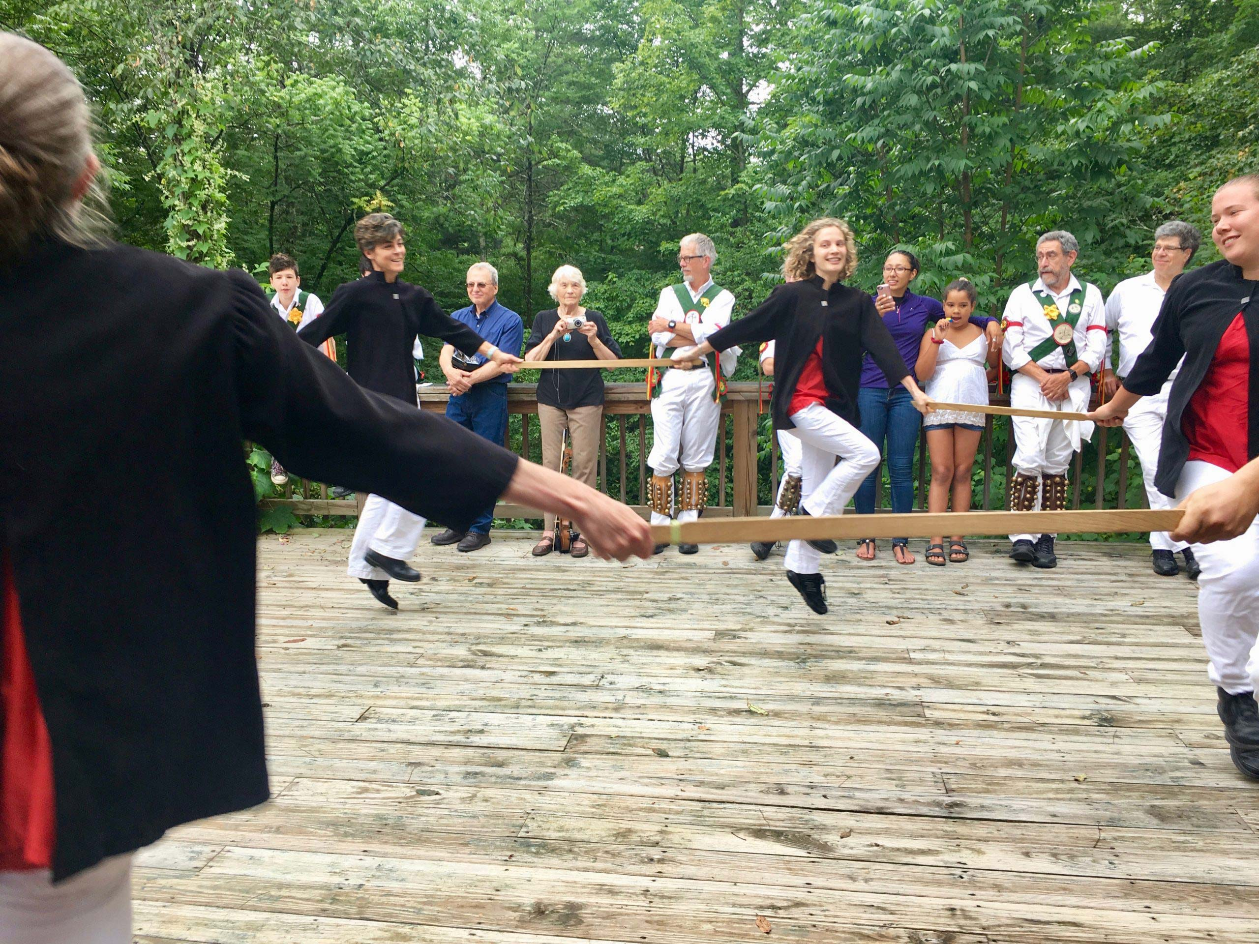 Take Five: A Longsword Intensive